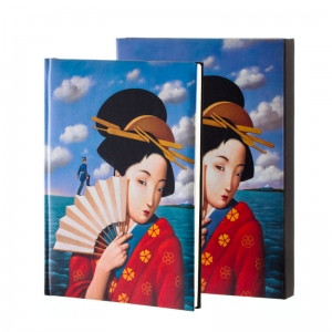 "Notes A4 ""Madame Butterfly"""