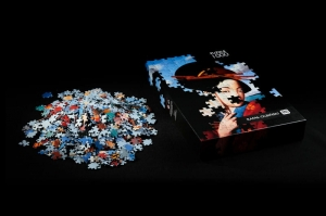 "Puzzle ""Madame Butterfly"""
